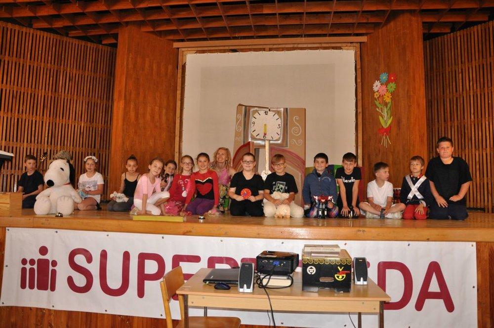 SuperTrieda - krajské kolo