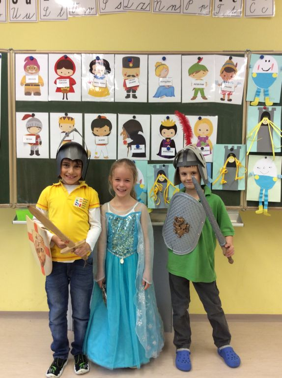 Week of folk fairytale