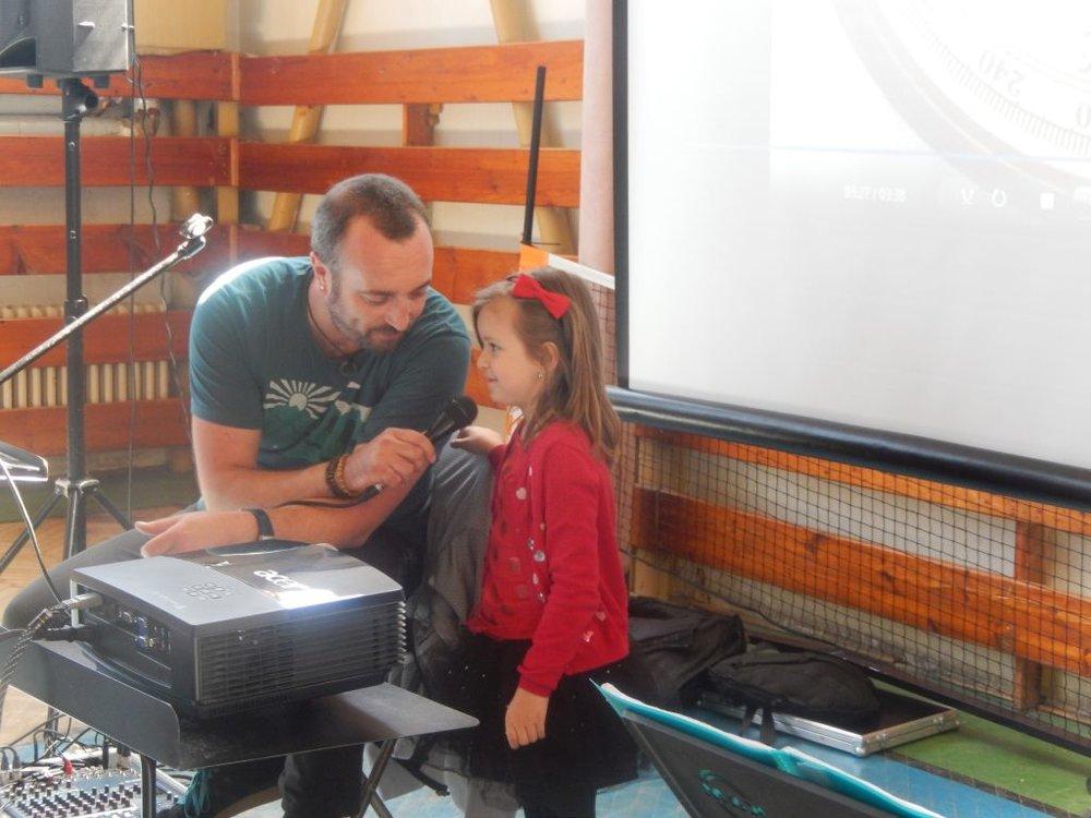 """29.4.2016 Education concert """"Potulky Slovenskom"""""""