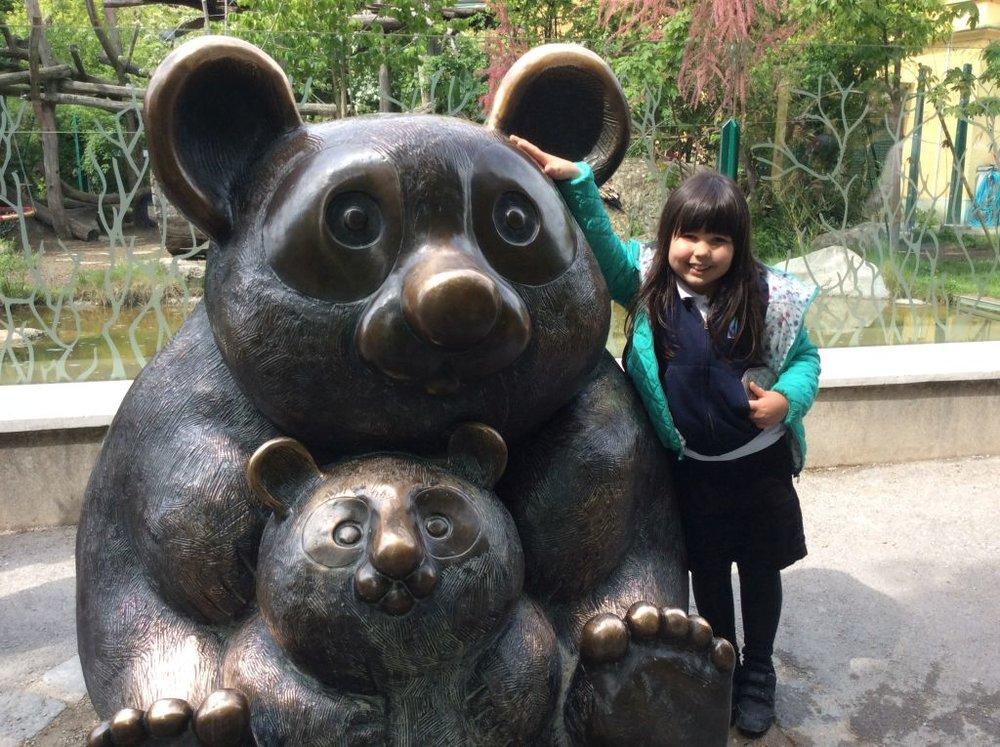 28.04.2016 Zoo Viedeň