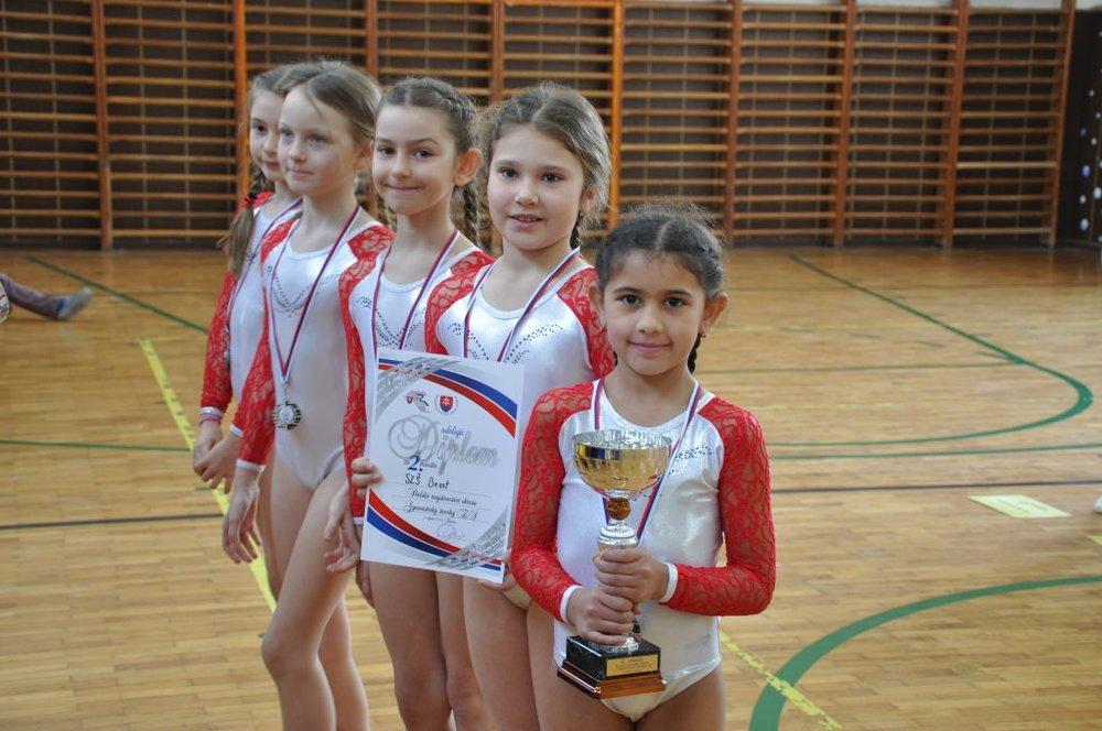 6.4.2016 Gymnastics