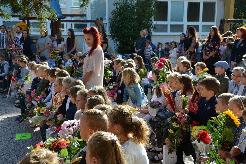 Slávnostné otvorenie školského roka 2017/2018