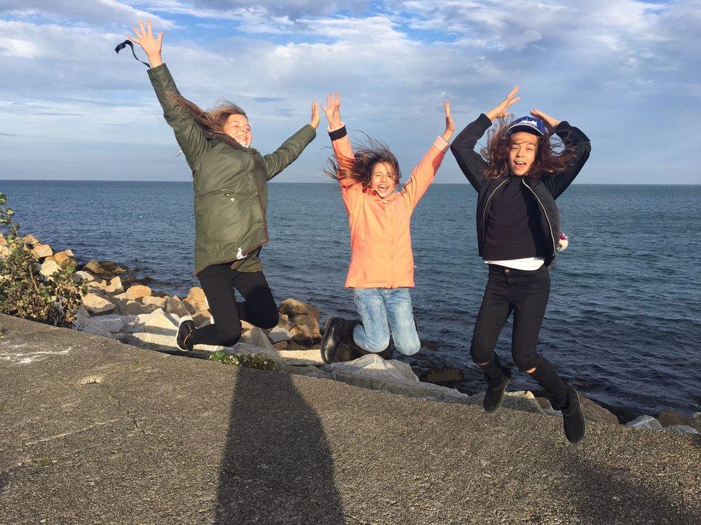 Výlet do Írska