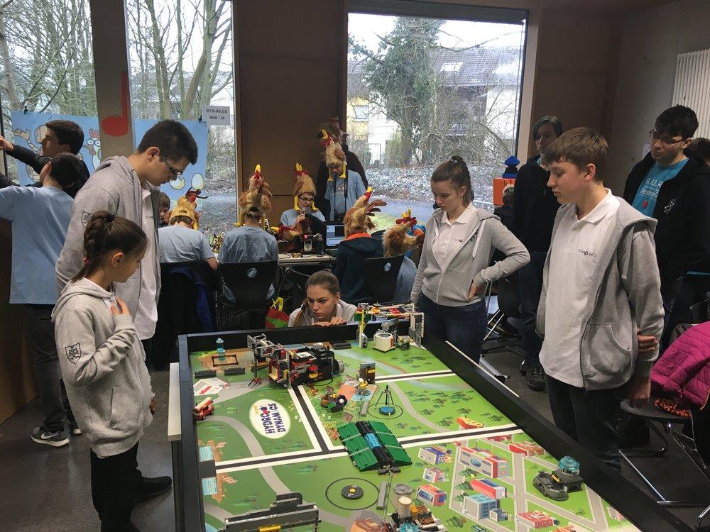 First Lego League Aachen