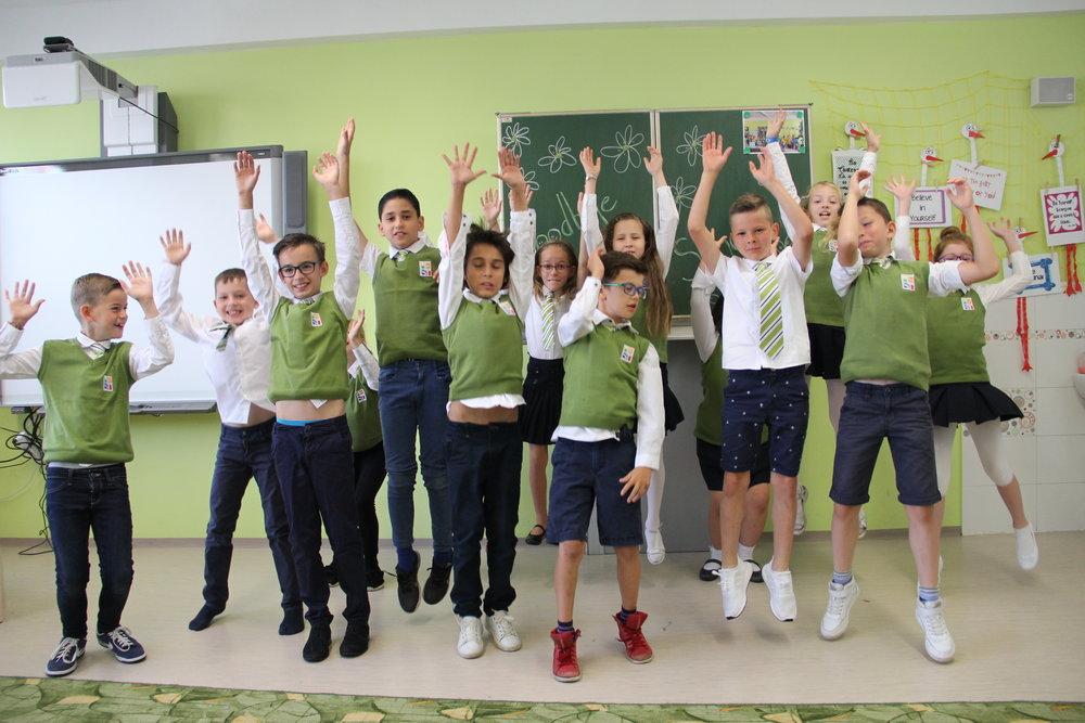 Last day od school 2017/2018