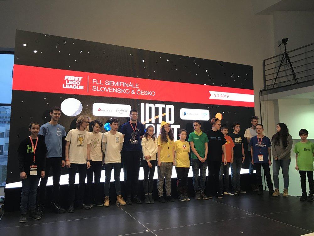 03.04.2019 - semifinále FLL