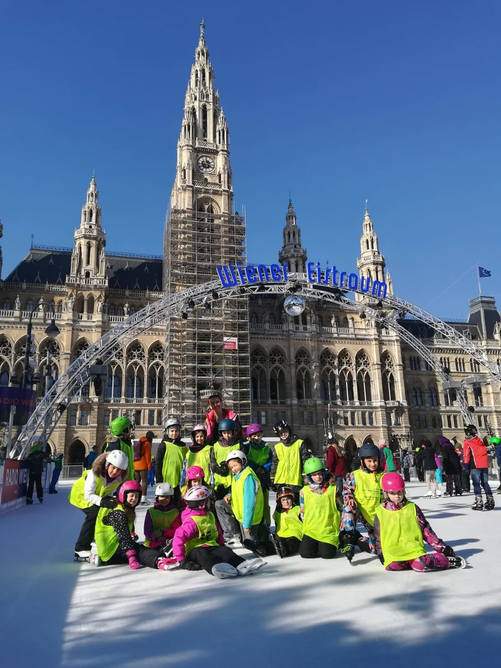 01.04.2019 - Vienna Ice-skating