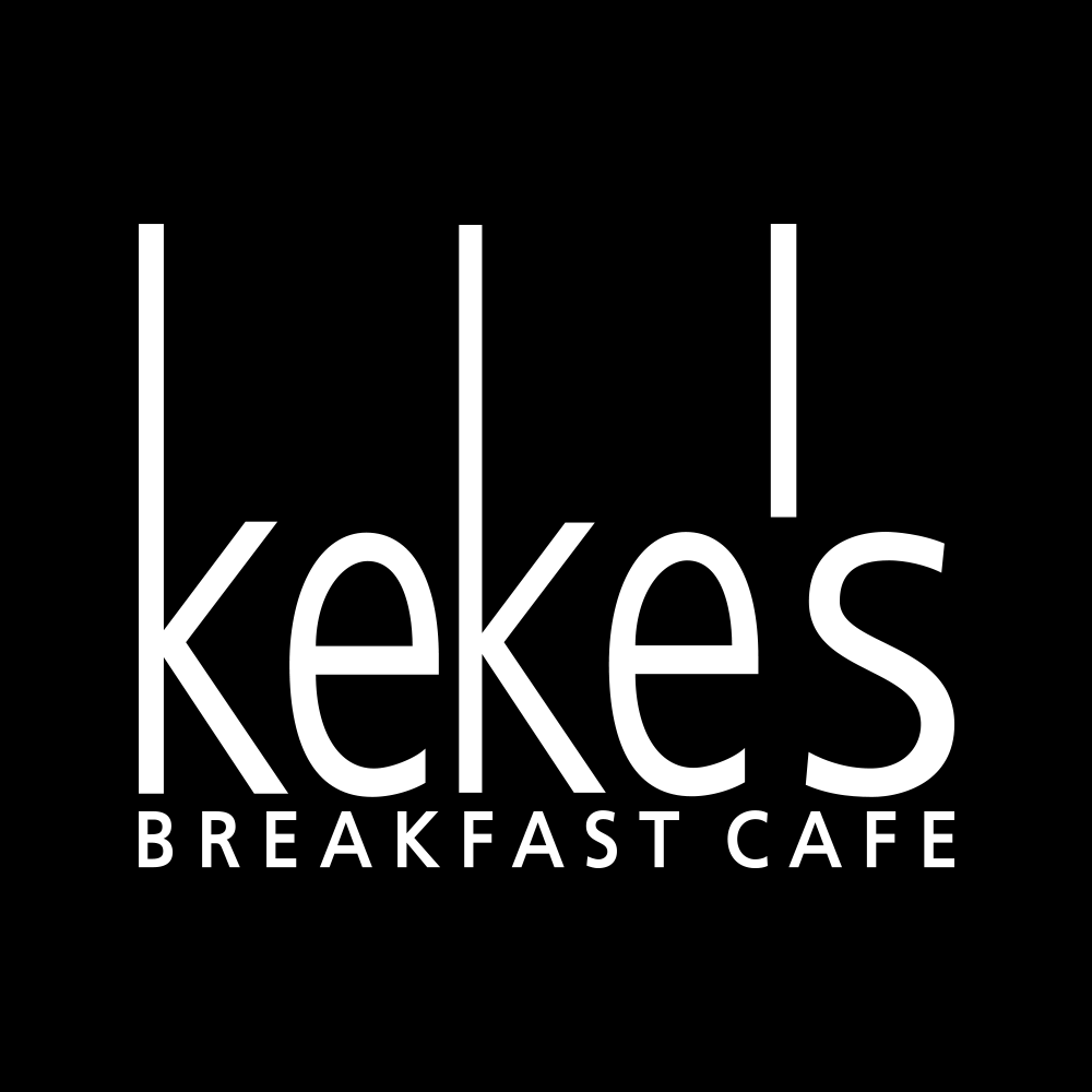 Menu Kekes Breakfast Cafe