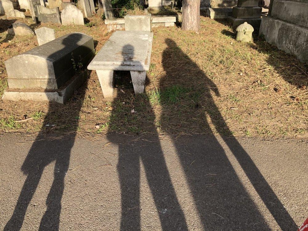 In Brompton Cemetery