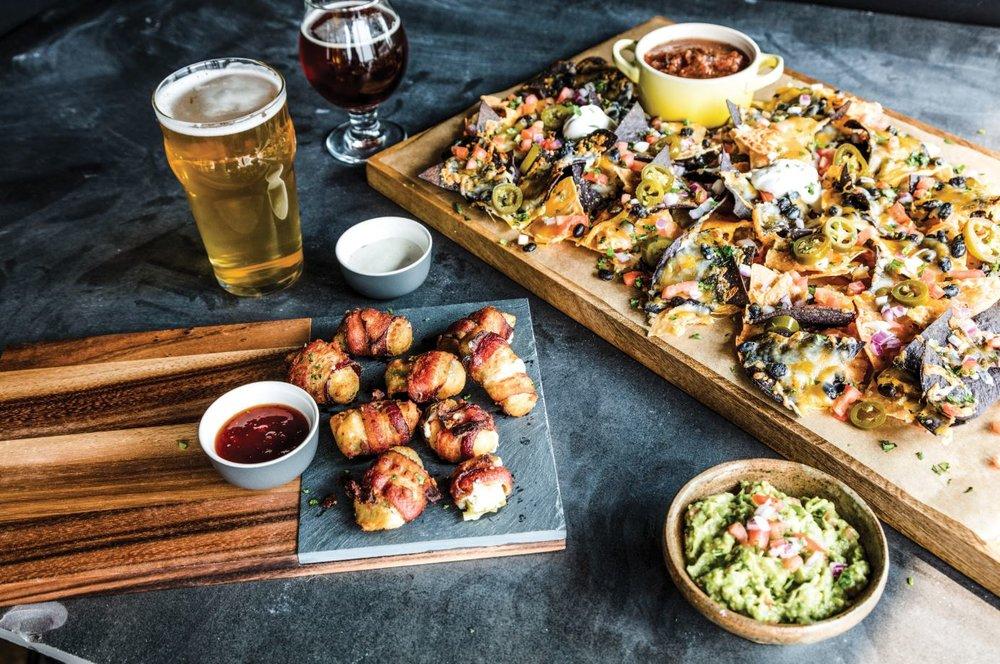 Raising The Bar On Bar Food