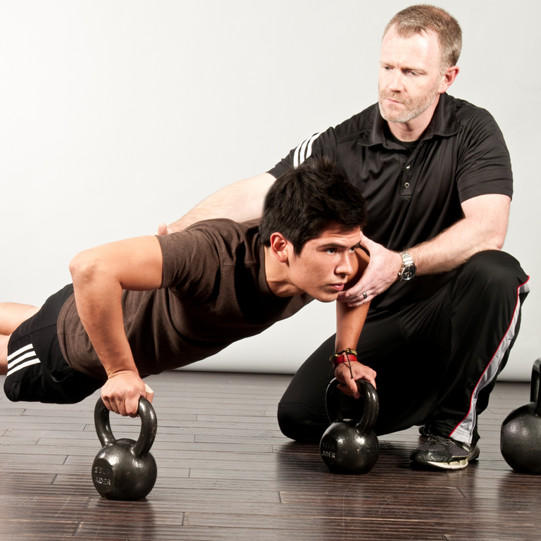 Training - We have a staff of nationally-certified trainers. Book your introductory session today!