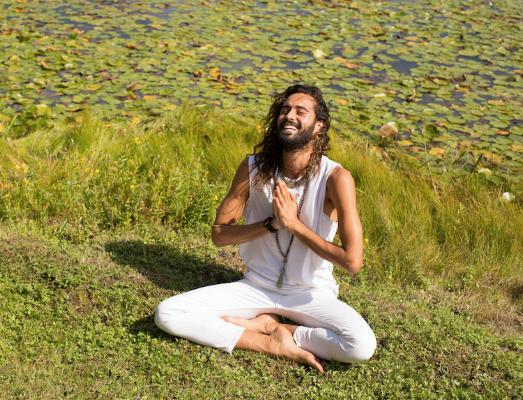 Sah D' Simone  - Transformational Coach and Meditation Guide.