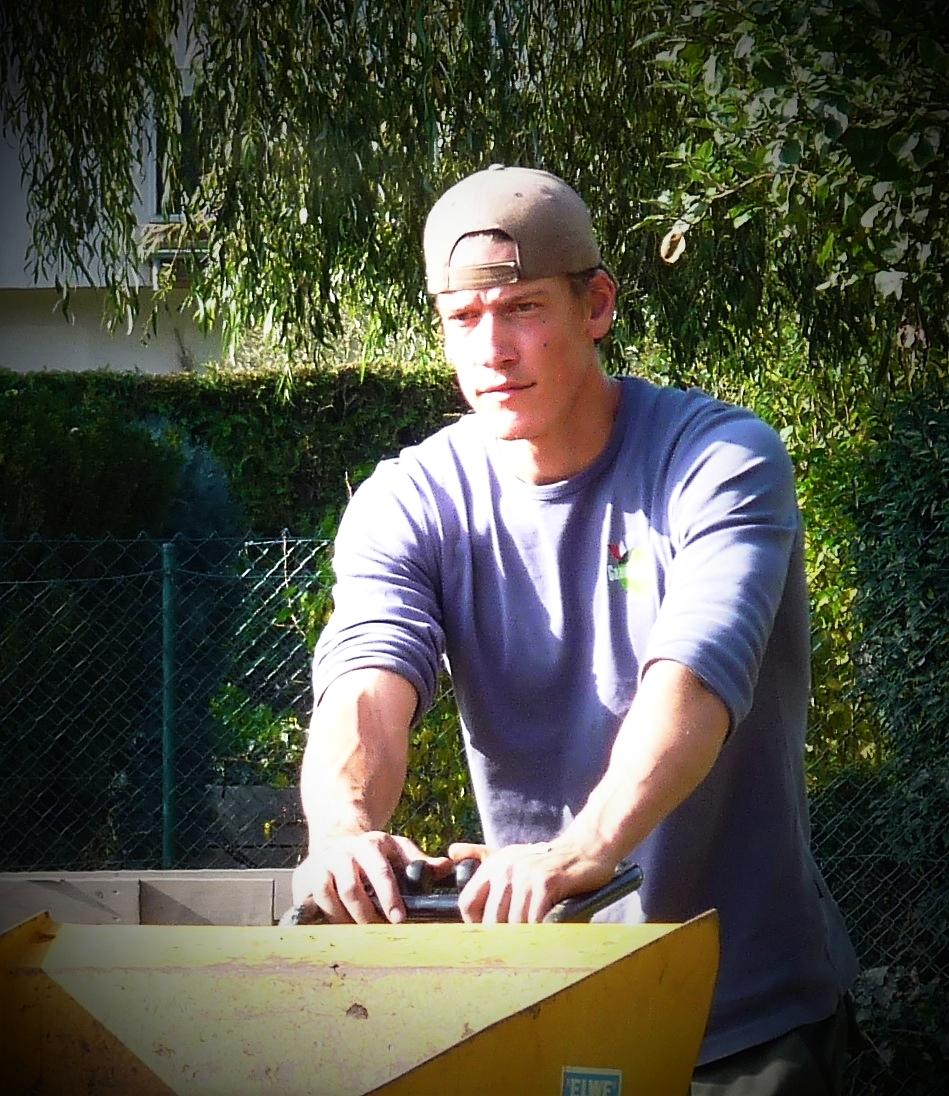 Lars  LAGERLOEF   - Jardinier  Gardener (USA)