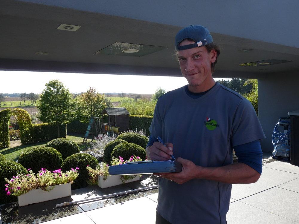 Lars   LAGERLOEF  -  Gardener   (USA)