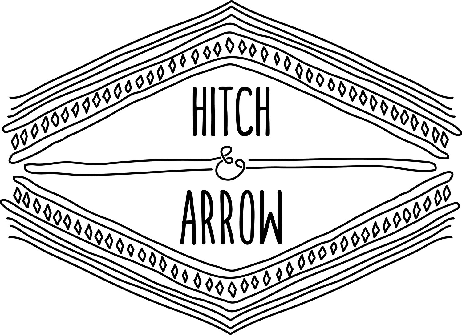 Hitch and Arrow