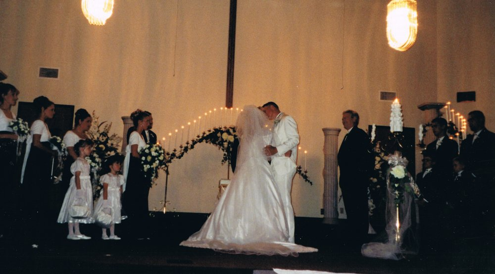 Our Wedding June 19th 1999