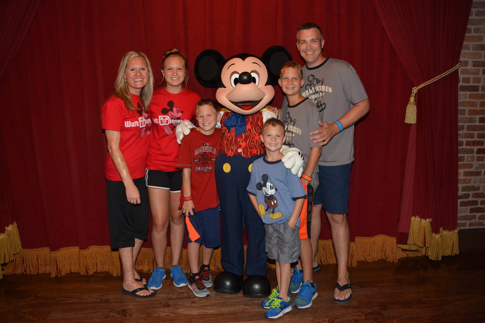Our Magical Moments with Mickey - WDW 2015 Trip