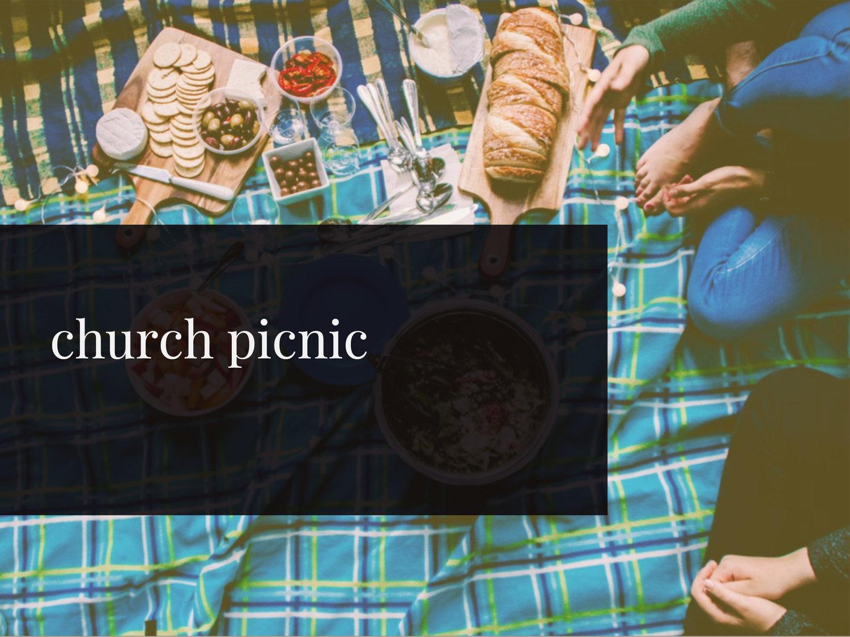 CLI Church Picnic — CLI Church