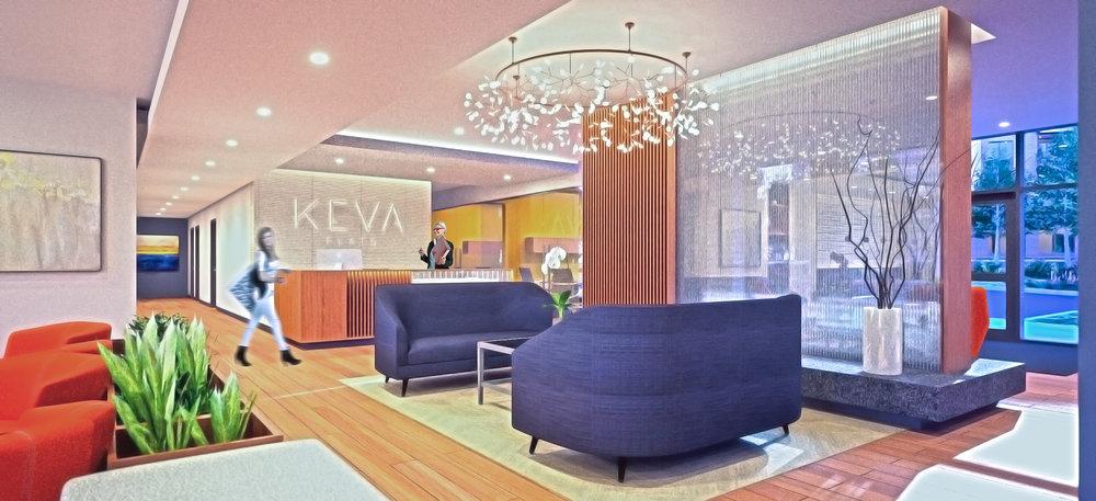 Keva Flats Lobby