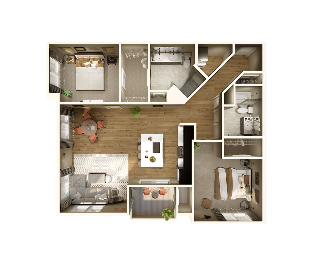 "<h1>ALTESSA</h1><div style=""height:1px;font-size:1px;""> </div><p>2 Bedroom  
