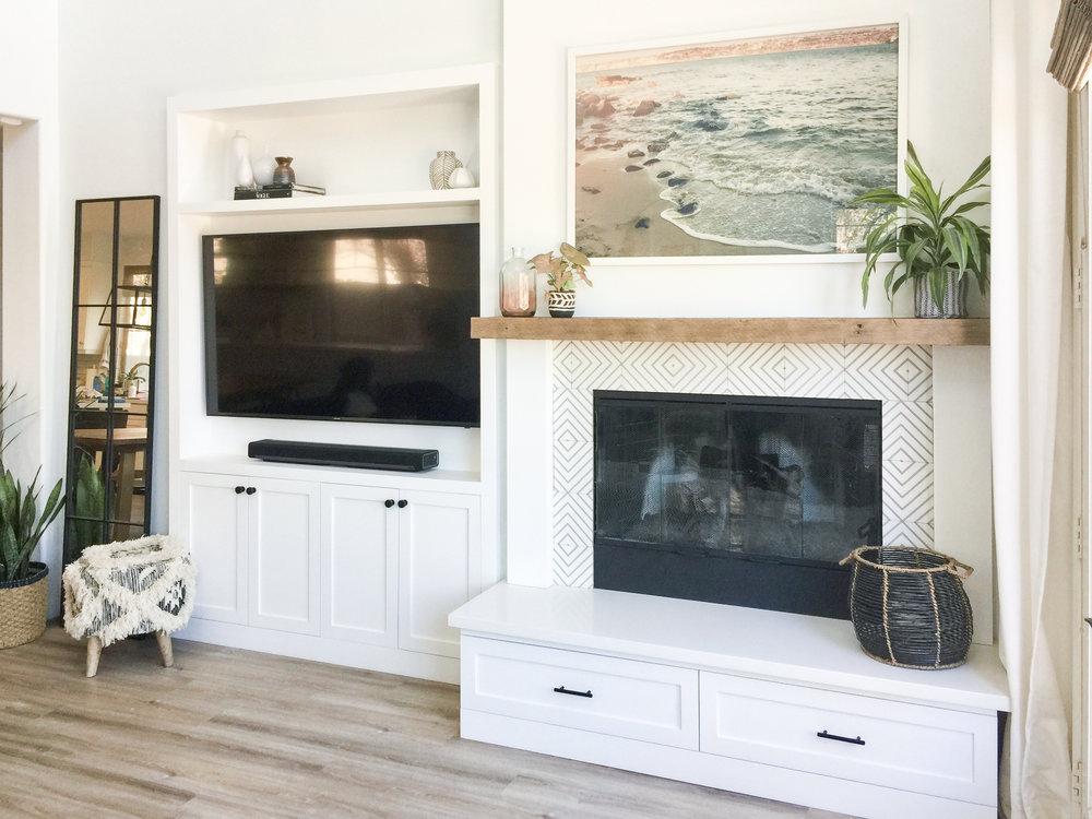 Angela Grace Design // San Diego Open Concept // California Interior Designer, Decorator