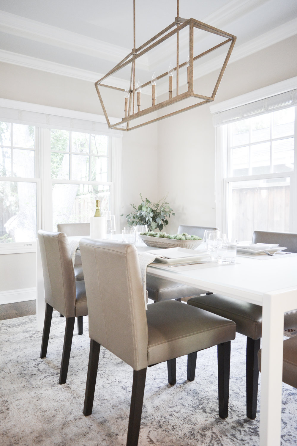 Angela Grace Design // Cambridge Dining Room // San Francisco and SF Bay Area Interior Designer, Decorator