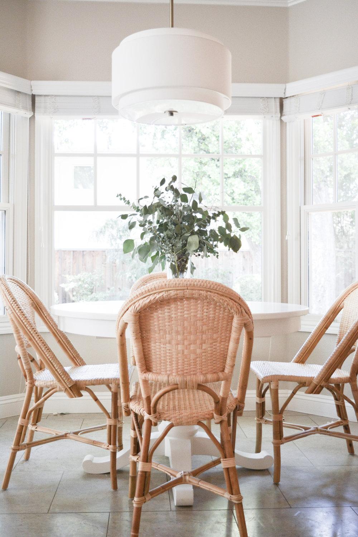 Angela Grace Design // Cambridge Kitchen Nook // San Francisco and SF Bay Area Interior Designer, Decorator