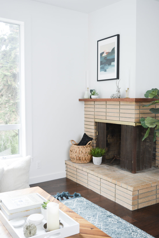 Angela Grace Design // Amber Living Room // San Francisco and SF Bay Area Interior Designer, Decorator