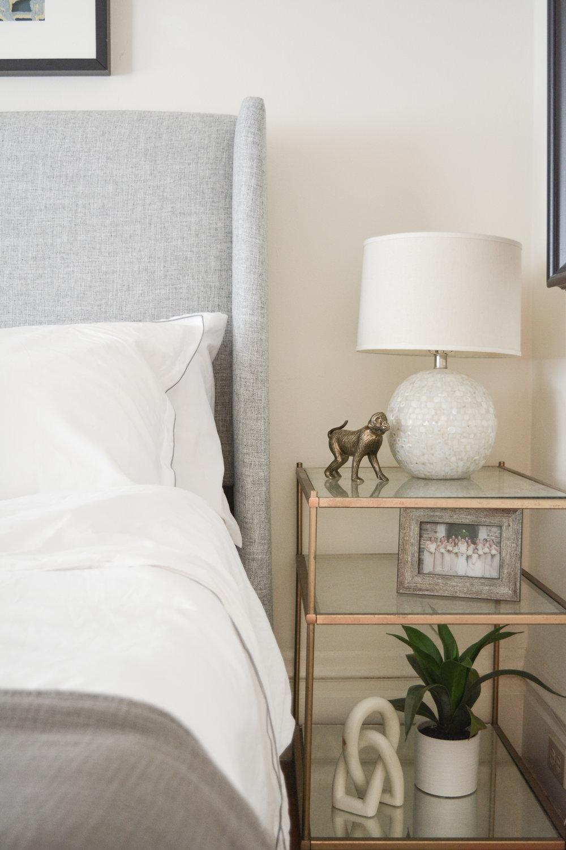Angela Grace Design // Lombard Master Bedroom // San Francisco and SF Bay Area Interior Designer, Decorator