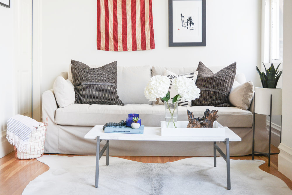 Angela Grace Design // Lombard Living Room // San Francisco and SF Bay Area Interior Designer, Decorator