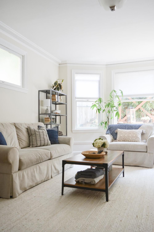 Angela Grace Design // Steiner Living Room // San Francisco and SF Bay Area Interior Designer, Decorator