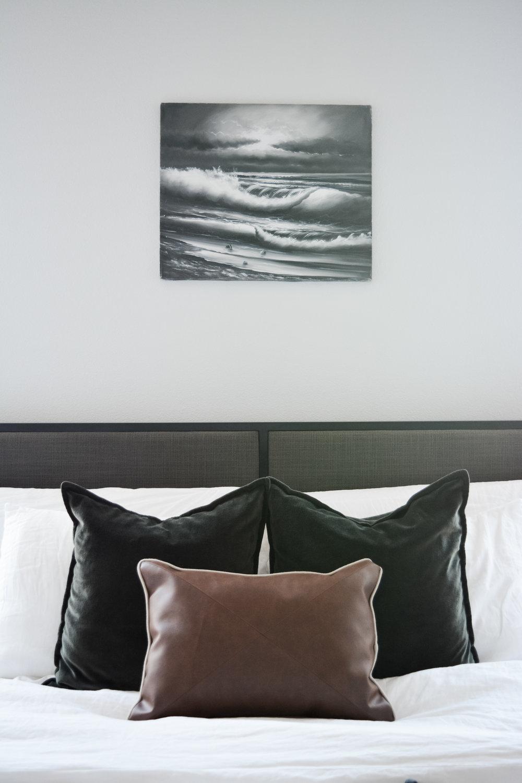 Angela Grace Design // Tasman Master Bedroom // San Francisco and SF Bay Area Interior Designer, Decorator