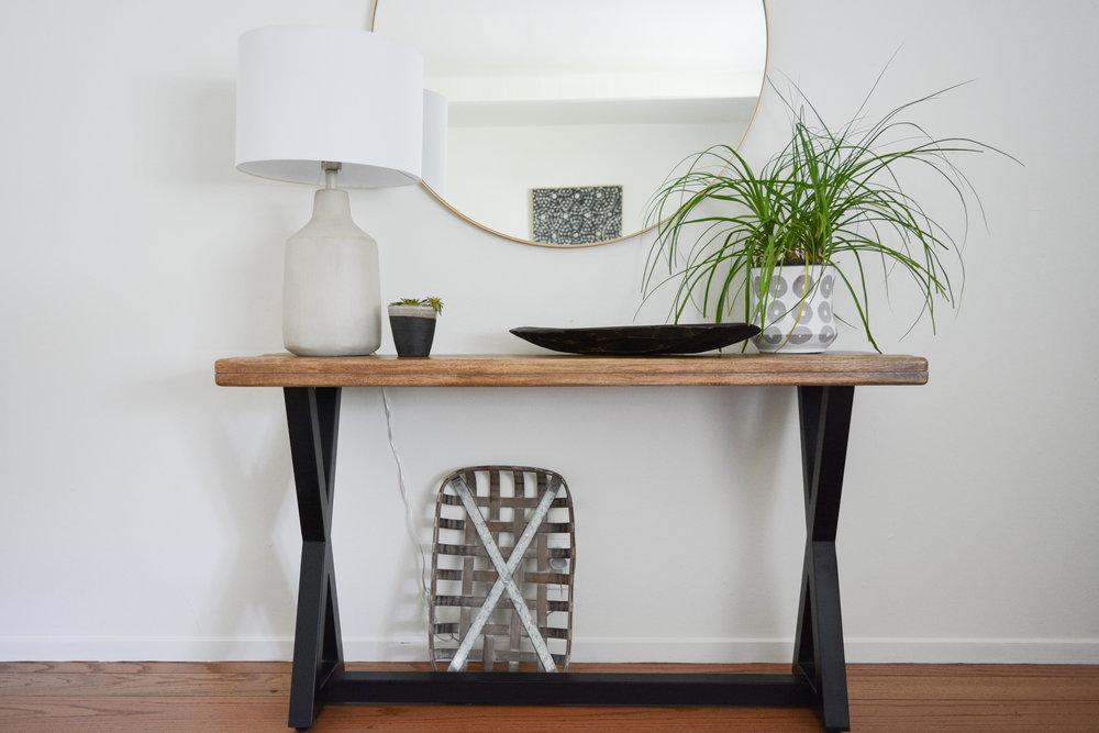 Angela Grace Design // Rollingwood Entry // San Francisco and SF Bay Area Interior Designer, Decorator