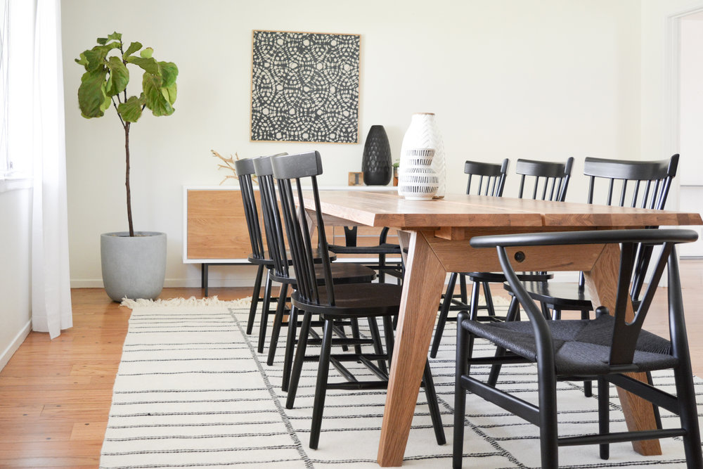 Angela Grace Design // Rollingwood Dining Room // San Francisco and SF Bay Area Interior Designer, Decorator