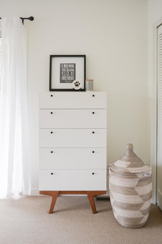 Angela Grace Design // Rollingwood Master Bedroom // San Francisco and SF Bay Area Interior Designer, Decorator