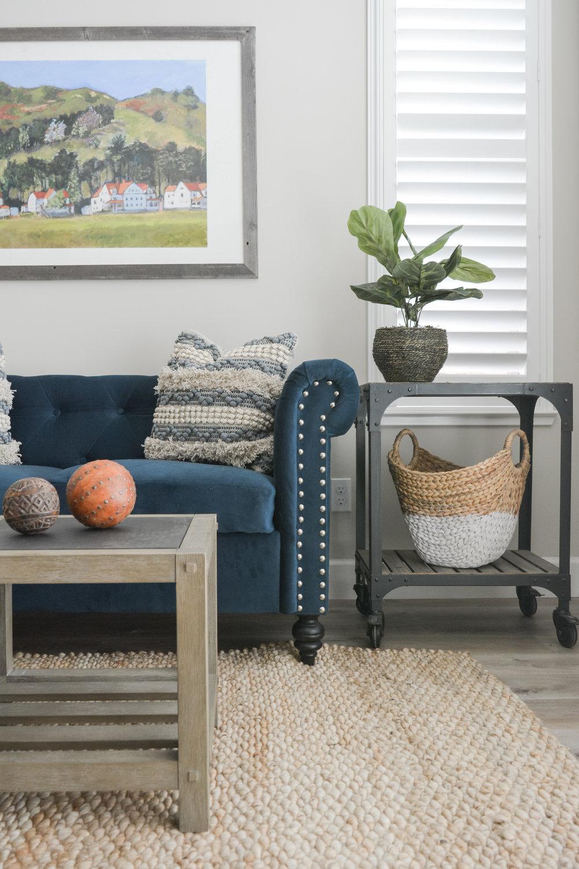 Angela Grace Design // Willowgreen Master Bedroom // San Francisco and SF Bay Area Interior Designer, Decorator