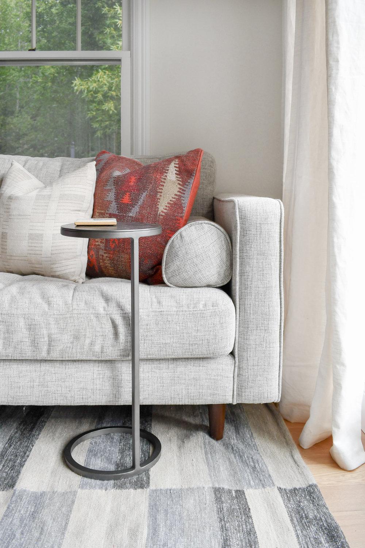 Angela Grace Design // Canyon Entry // San Francisco and SF Bay Area Interior Designer, Decorator