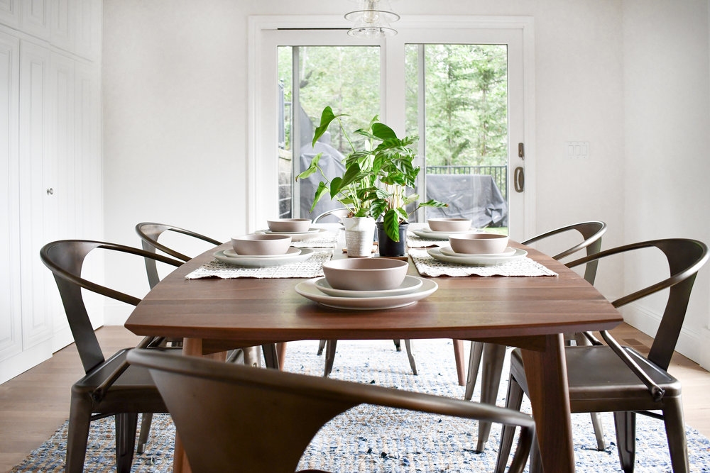 Angela Grace Design // Canyon Dining Room // San Francisco and SF Bay Area Interior Designer, Decorator