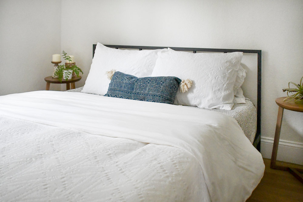 Angela Grace Design // Canyon Guest Bedroom // San Francisco and SF Bay Area Interior Designer, Decorator
