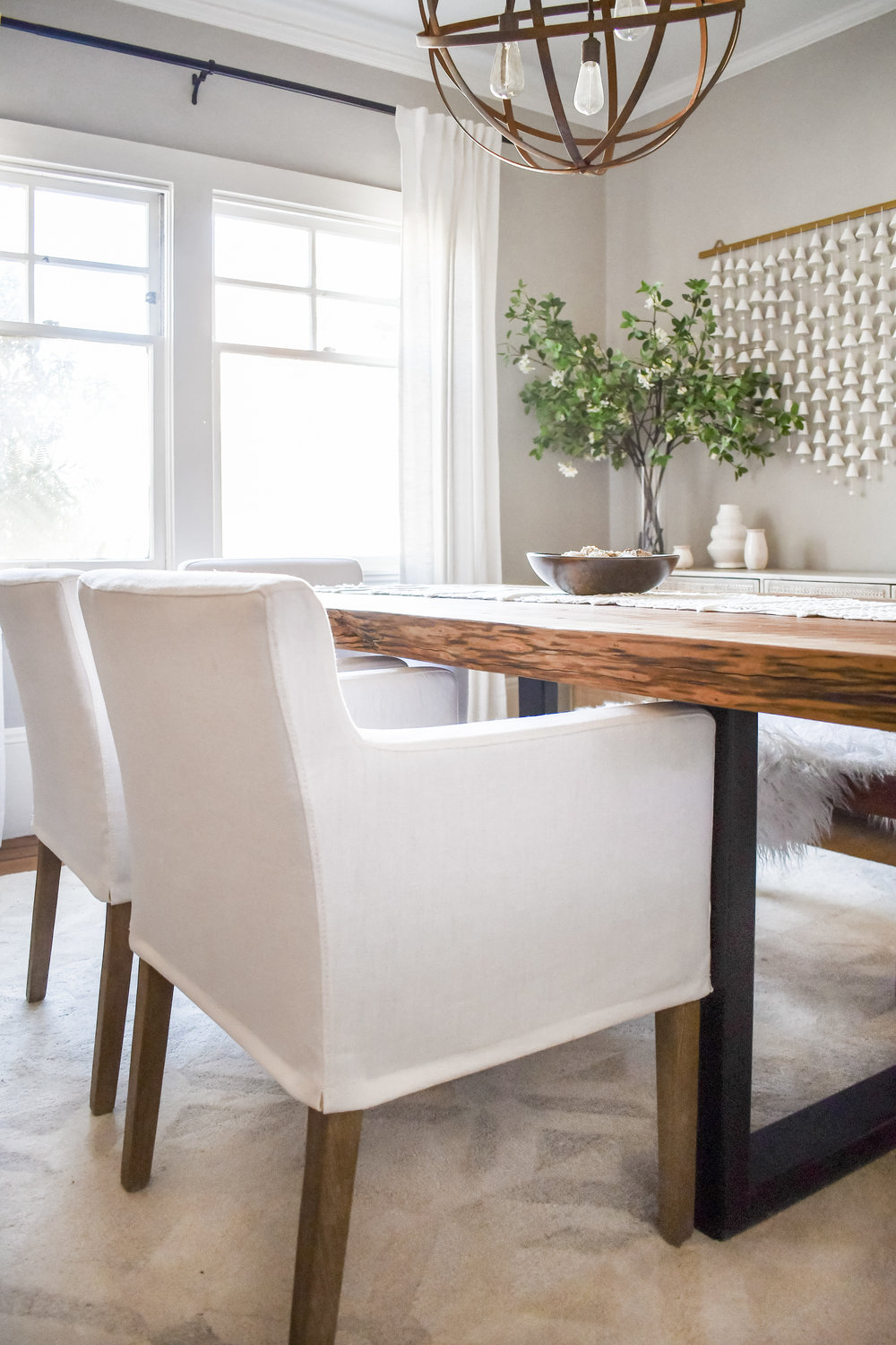 Angela Grace Design // Filbert Dining // San Francisco and SF Bay Area Interior Designer, Decorator
