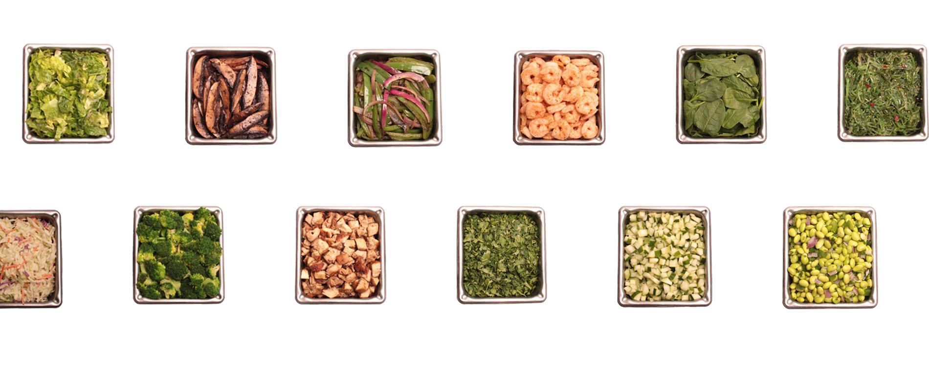Virtual Menu — Silantra Asian Street Kitchen