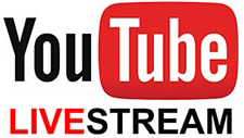 View our services live on Youtube