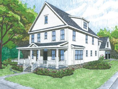 The Rockingham - 3617 N.ROCKINGHAM ST, ARLINGTON, VA