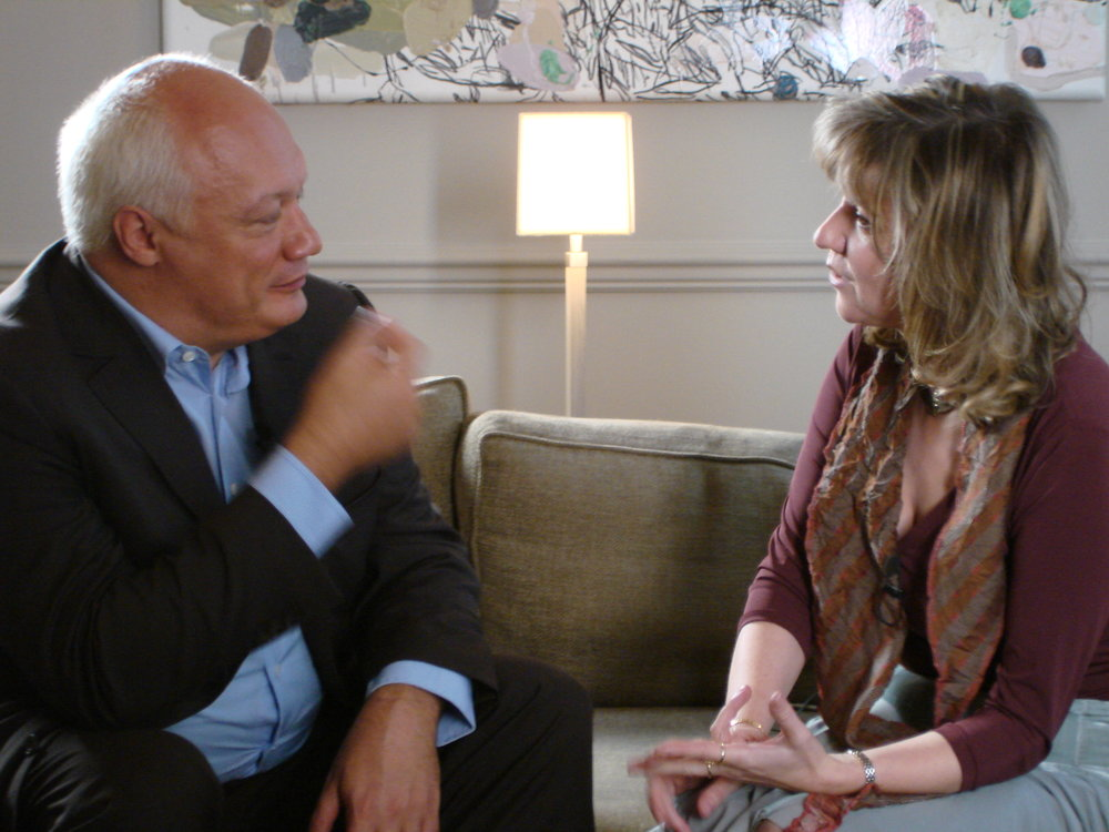 Eric-Emmanuel Schmitt interview