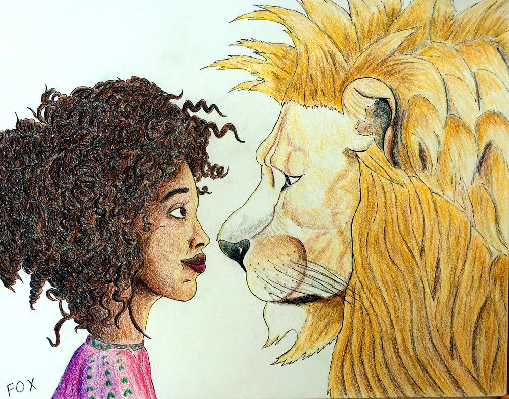 Semhar and the Lion - an Eritrean girl must protect her lion. Coming soon!
