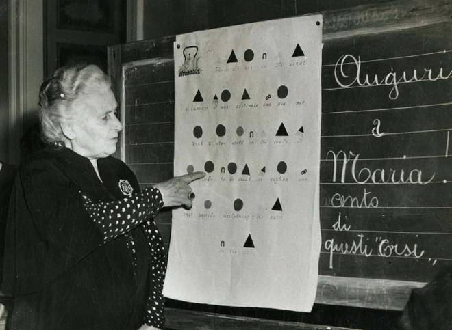 discuss the life and works of dr maria montessori