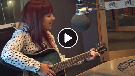 NATG performs 'I Choose You' LIVE on 3aw with Denis Walter - Aug 22nd, 2017 -