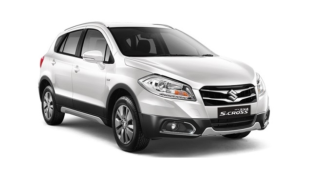 S-CROSS - A partire da € 18.990,00 (Iva inclusa)