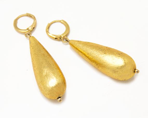 Gold & Silver Earrings -