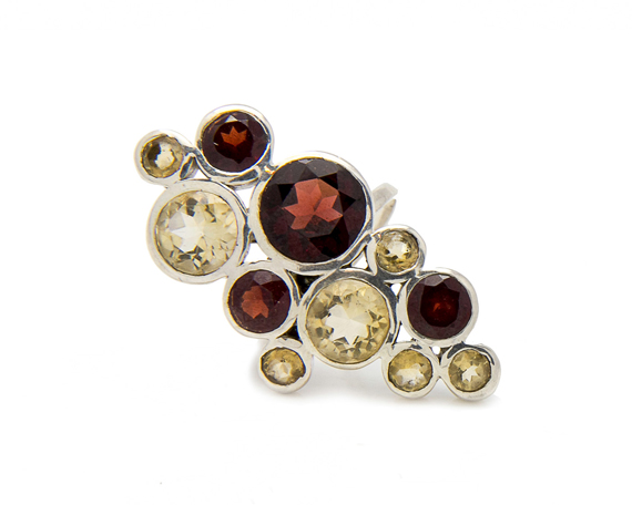 Gemstone Rings -
